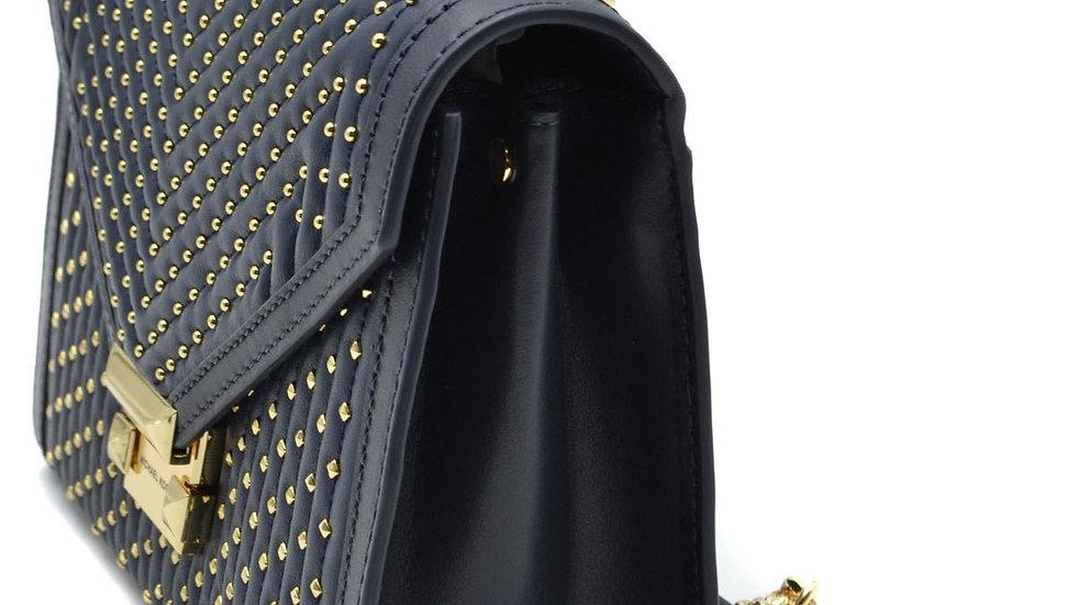 Michael Kors Blue Designer Handbag