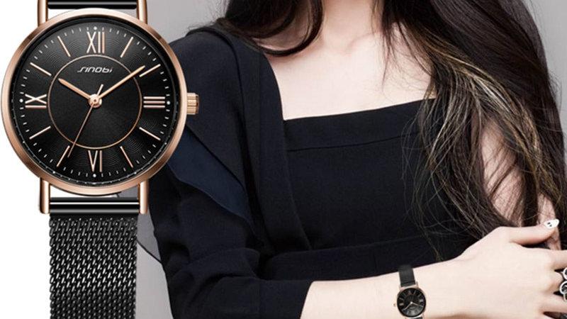 SINOBI Casual Ladies Wristwatch