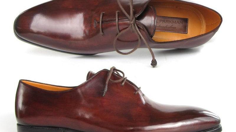 Men's Oxford Dress Shoes Brown & Bordeaux