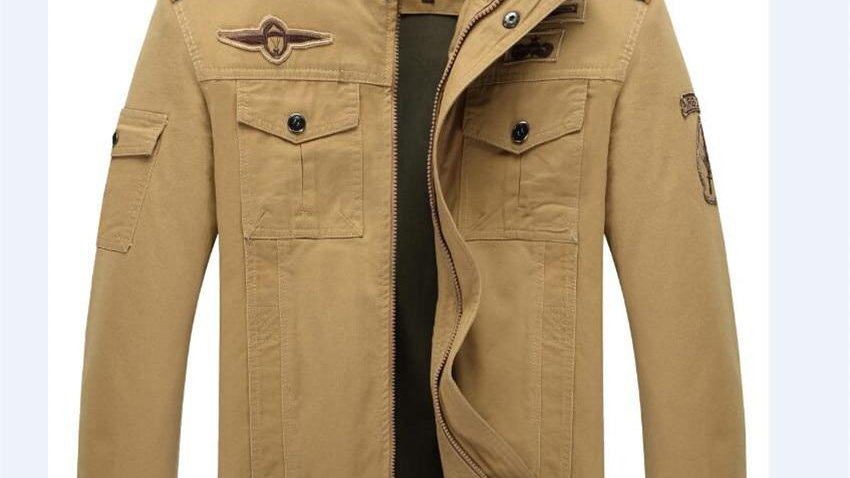 Luxury and Me Airborne Mens Jacket