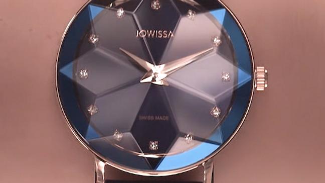 Jowissa Facet Swiss Ladies Wrist Watch