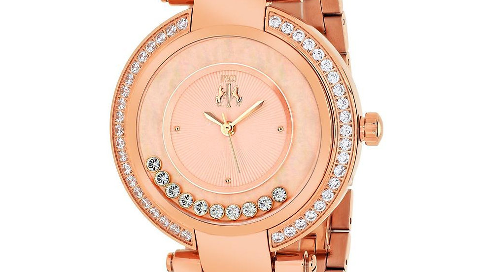 Women's Rose Celebrate Wrist Watch
