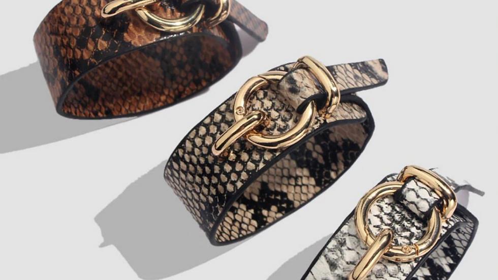 Round Lock Key Bracelets