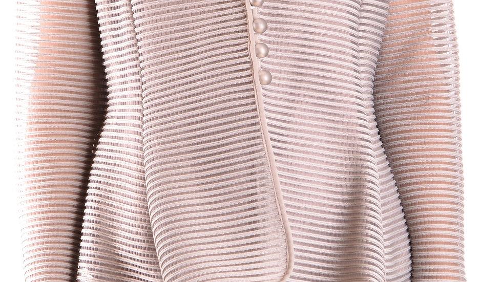 Armani Collezioni Women's Gray Jacket