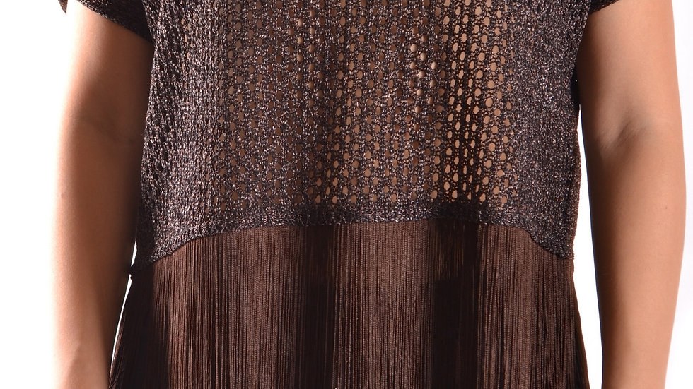 Liu Jo Women Short Sleeve Top - Marrón