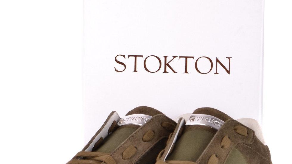 Stokton Suede Men Sneakers