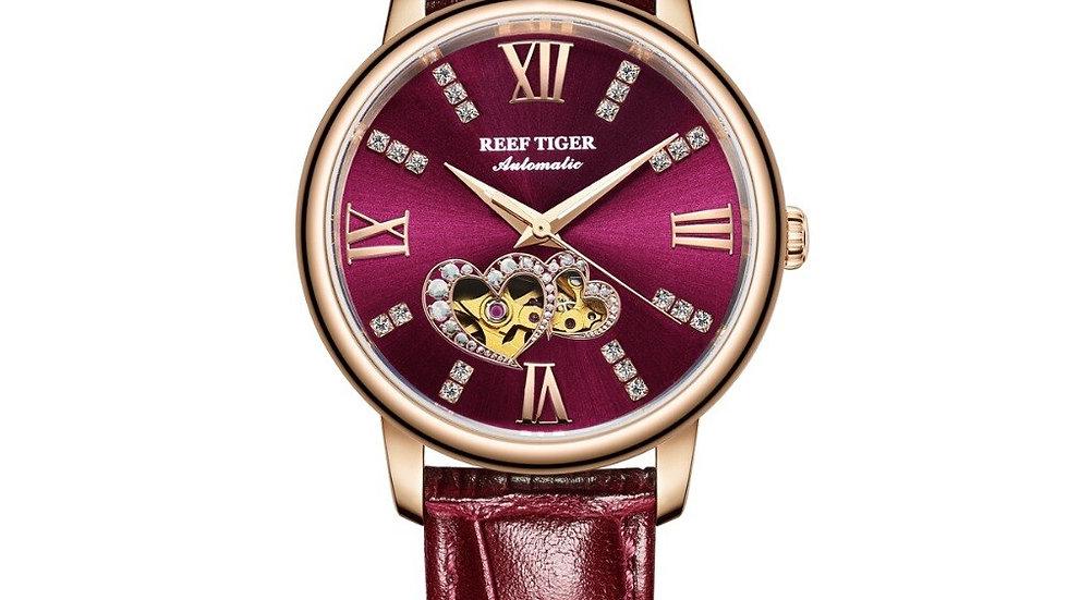 Reef Tiger/Rt Luxury Ladies Automatic Fashion Watch