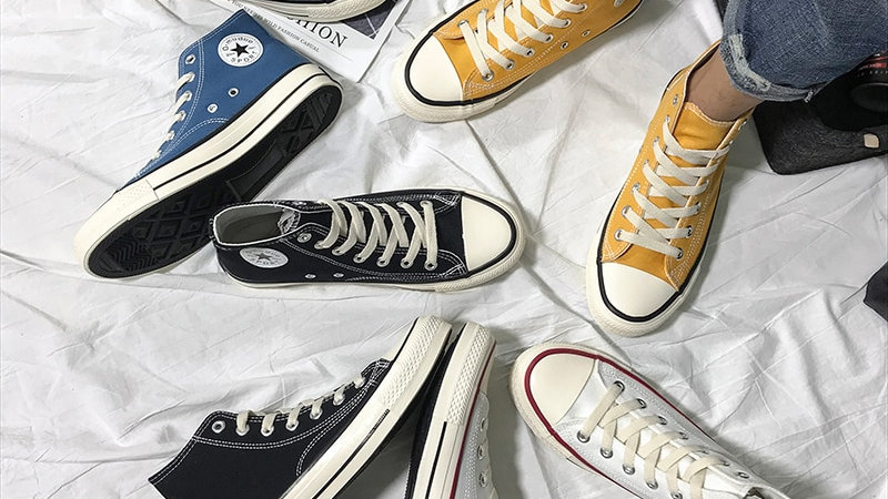 Women's Vintage Canvas Sneakers