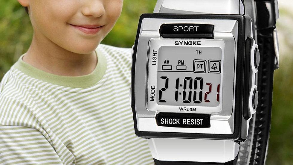 SYNOKE Children's Waterproof Wrist Watch