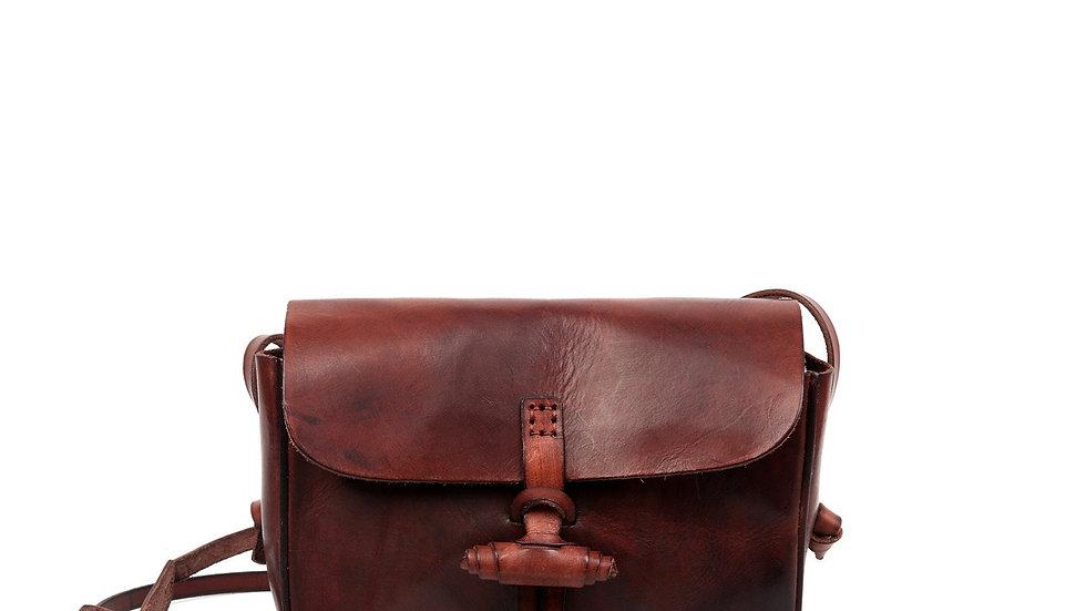 OLD TREND Sierra Genuine Leather Crossbody Bag