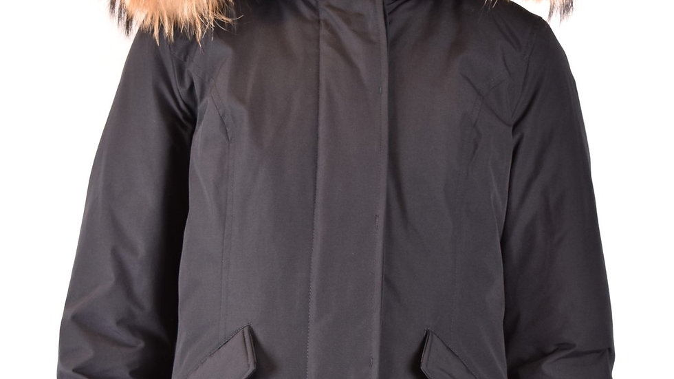 Women's Fur Collar Jacket Canadian