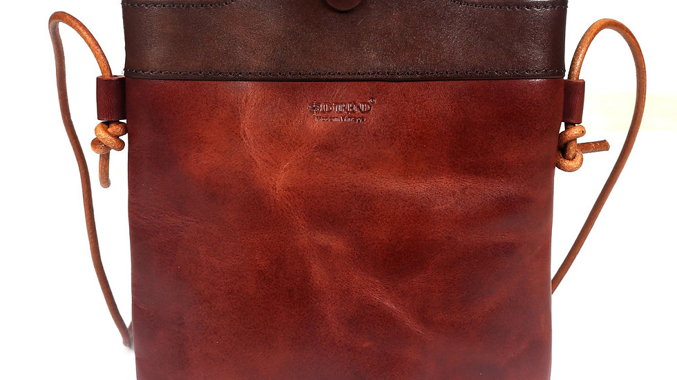 OLD TREND Genuine Leather Out West Crossbody Bag