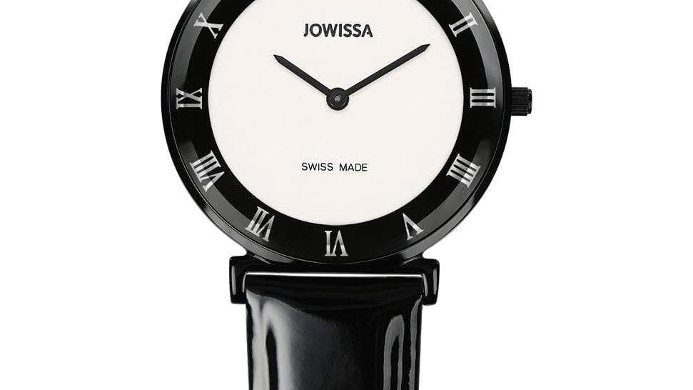 Black Roma Swiss Ladies Wrist Watch
