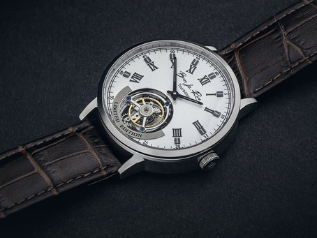 The Clock Is Ticking On A New British Watch Brand Which Houses A Hidden Secret