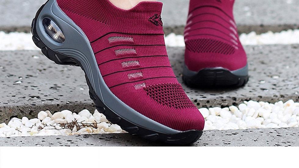 Women's Casual Platform Sneakers