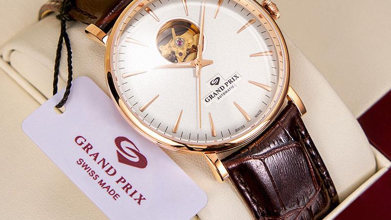GRAND PRIX Luxury Relojes Oem Wristwatch
