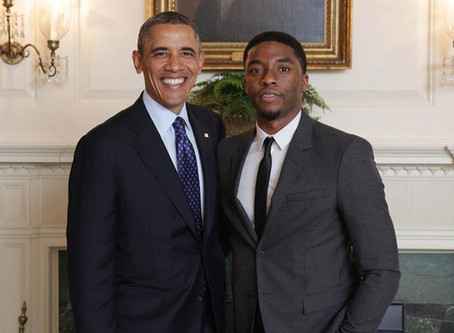 Barack And Michelle Obama Honor Chadwick Boseman, Who 'Knew That Real Strength Starts Inside'