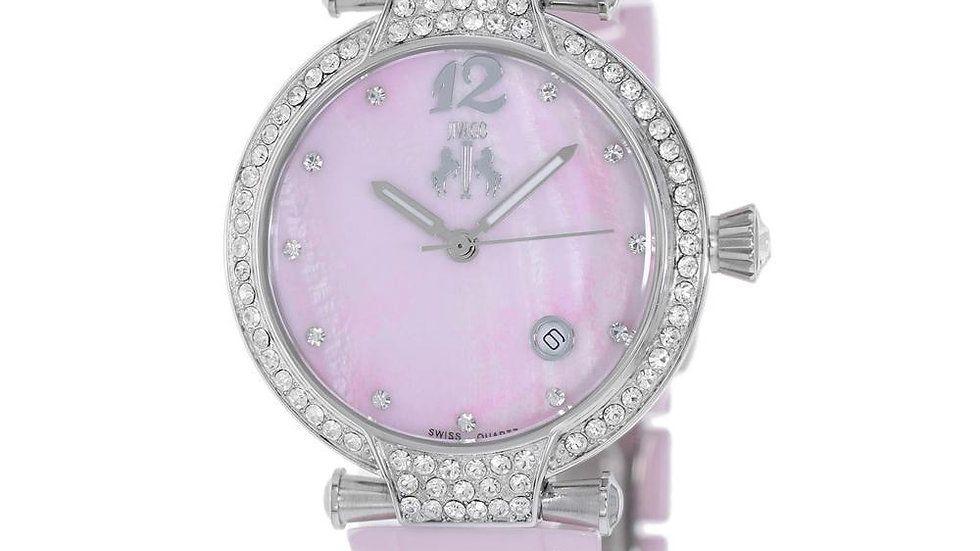Women's Pink Bijoux Terner Wrist Watch