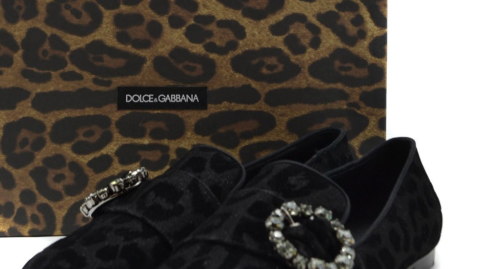 Dolce & Gabbana Black Women Shoes