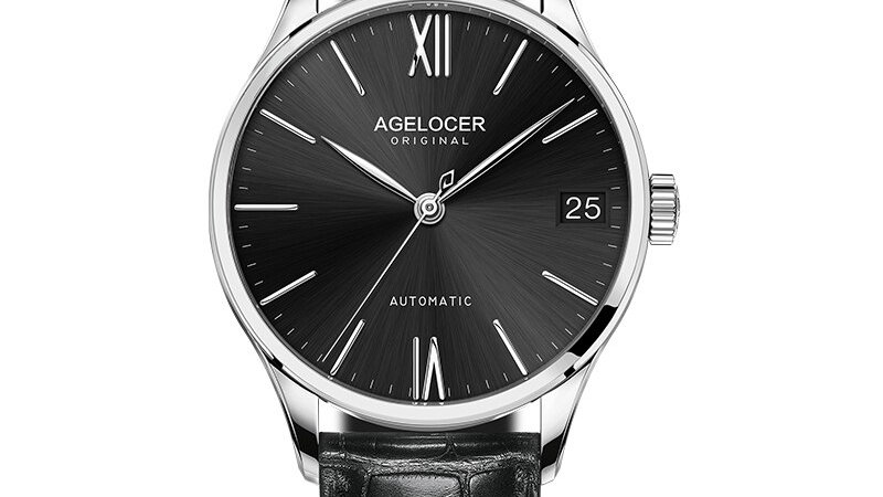 AGELOCER Swiss Luxury Military Watch