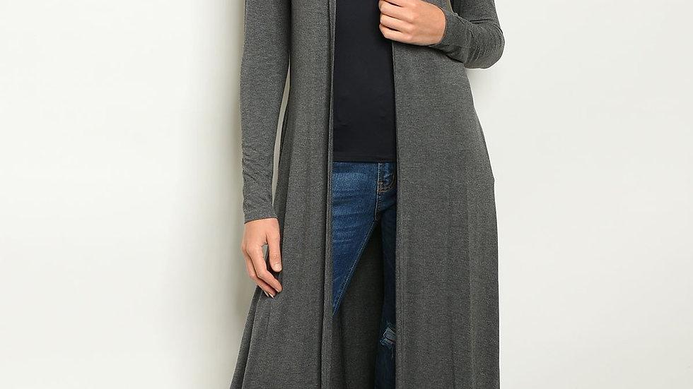 Women's Long Cardigan Trends Sweater
