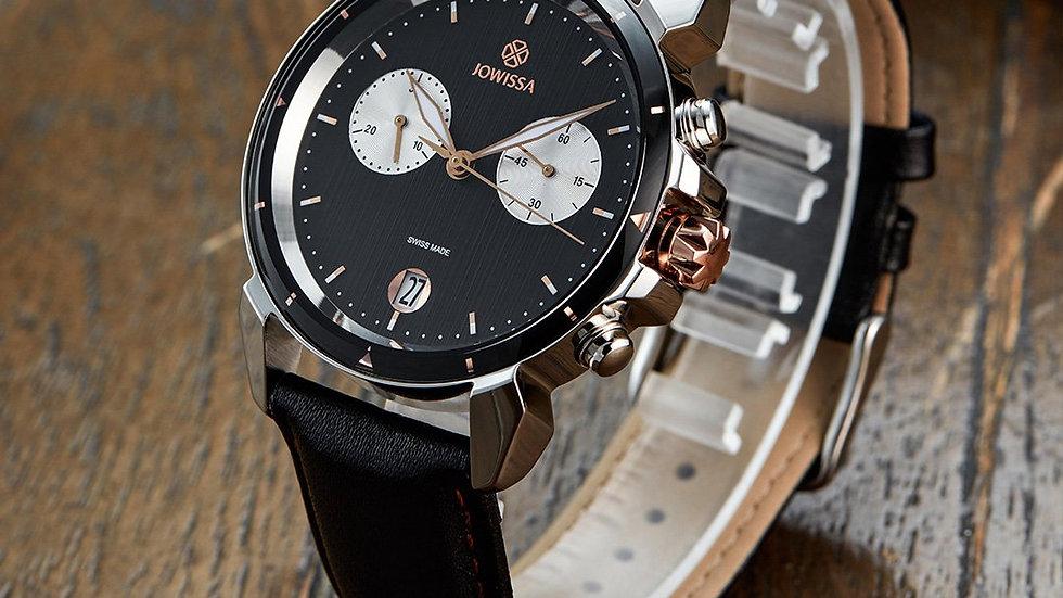 LeWy 6 Swiss Men's Wrist Watch