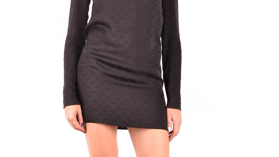 Mini Dress in Silk - Saint Laurent