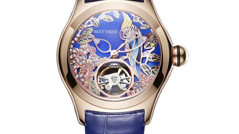 Reef Tiger Luxury Women's Sport Watch