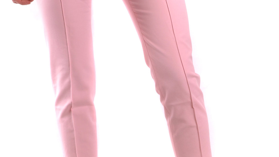 Pink Moschino Pants – Luxury Fashion for Women