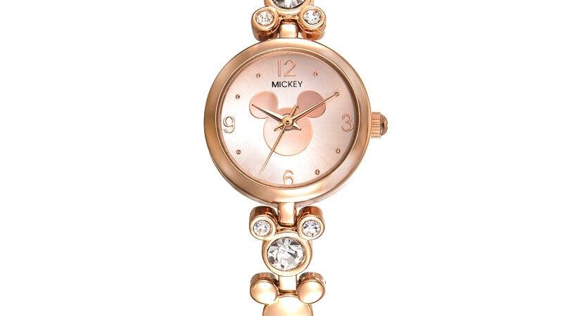 Women's Disney Crystal Diamond Watch