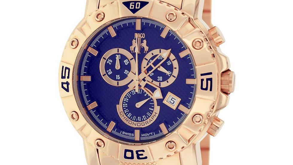 Men's Rose Gold Titan Wristwatch
