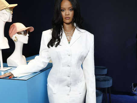 Rihanna Shuts Down Sales On All Three Of Her Fenty Brands In Honor Of Blackout TuesdayFenty Beauty,-