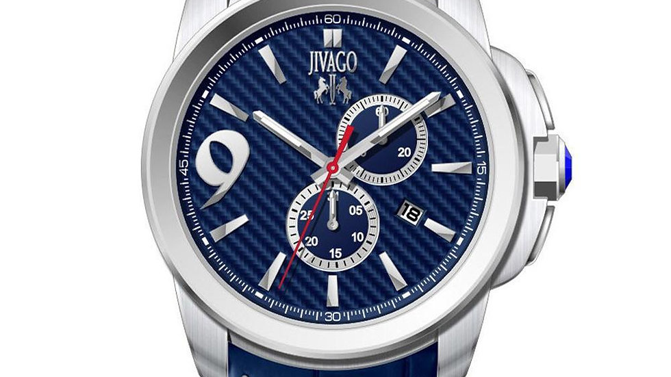 Men's Blue Jivago Gliese Wrist Watch