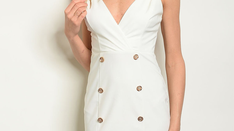 Shop the Trends Ivory Dress  (76dfb064)