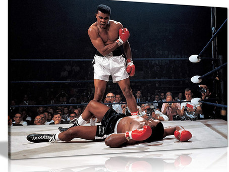 On This Day: Muhammad Ali upsets Sonny Liston and shakes up the world
