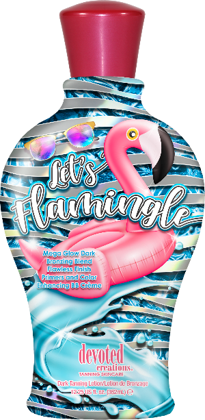 LET'S FLAMINGLE Colour Extending Flawless Finish