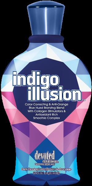 INDIGO ILLUSION Color Correcting & Anti-Orange
