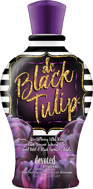 BLACK TULIP Ultra Rich Black Bronzer