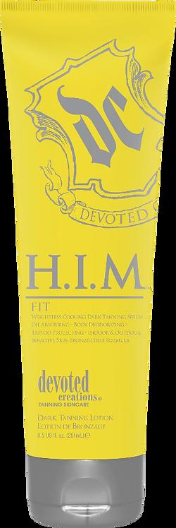H.I.M. FIT Weightless Dark Tanning Serum