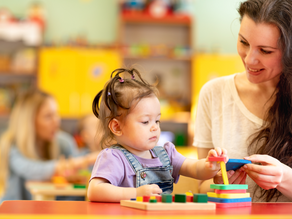 What do you need to prepare for your first placement at nursery or school?