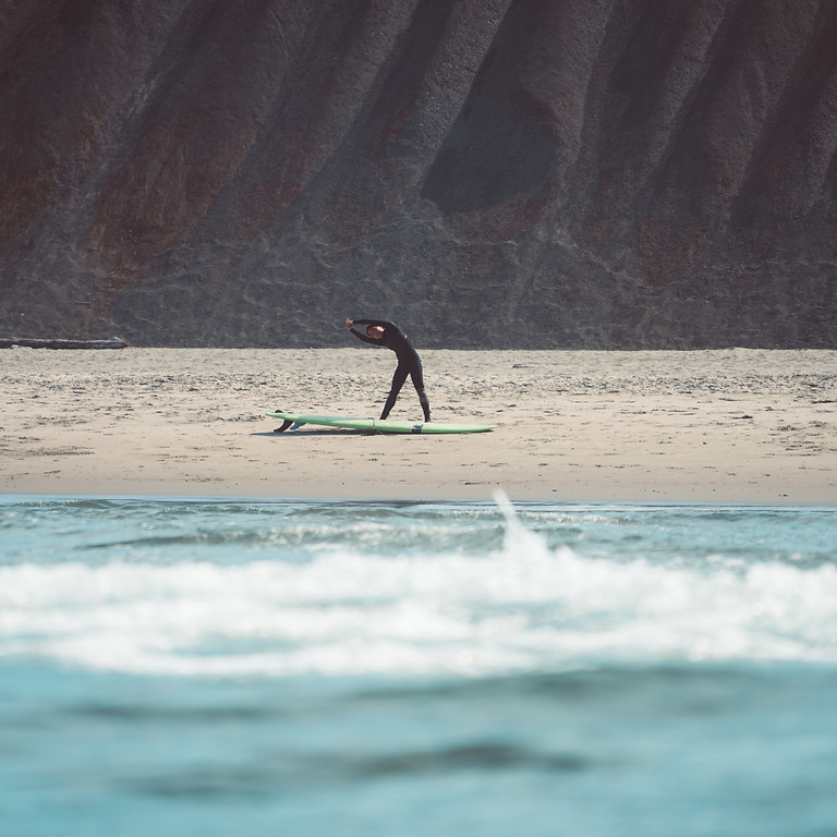 Surfing and Connection Retreat at the Oregon coast (2 retreats)