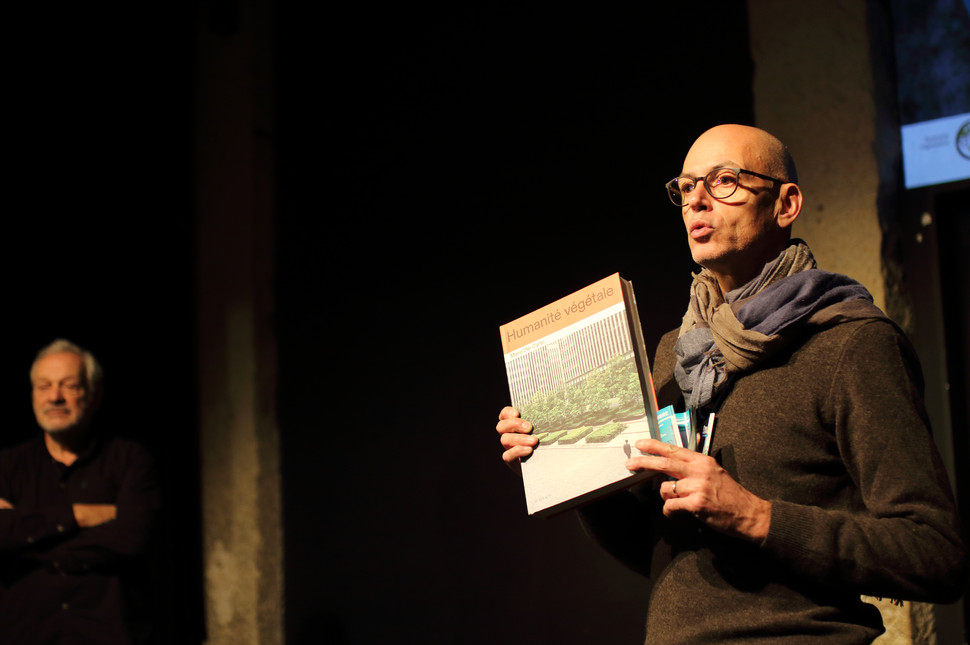 """Samedi 30 novembre : Conférence """"L'humanité végétale"""""""