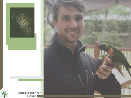 Armand Grobler: Giving a Voice to Wildlife