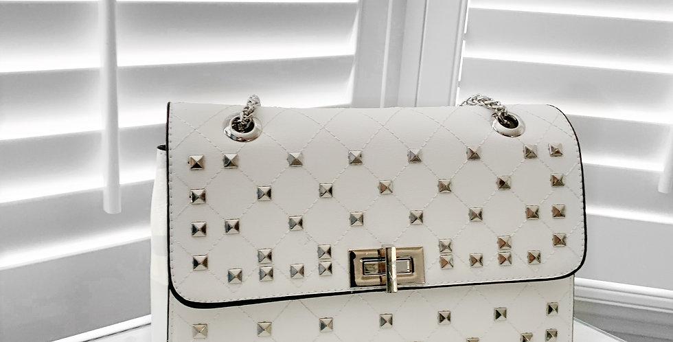 Milano Jumbo bag white