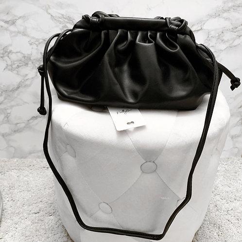 Bologna pouch bag black