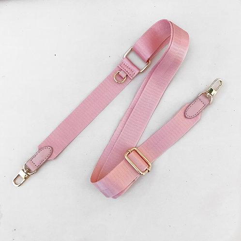 Pink Canvas Strap