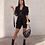 Thumbnail: Baby saddle bag black