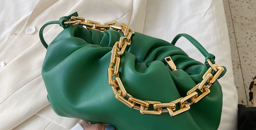 Rome chain pouch Ivy
