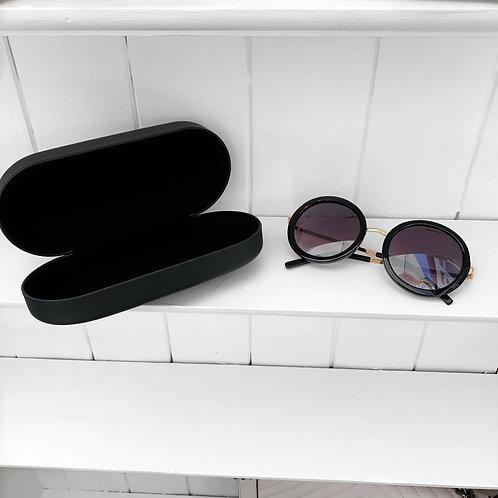 Black Sunglasses Case