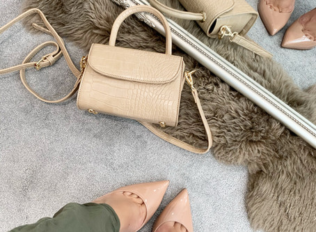 TOP 3 TIPS on styling neutrals.